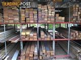 Hardwood 4x4 [100mm x 100mm] 4 x 3[100mm x 75mm] 5 x 3 [125mm x 75mm]