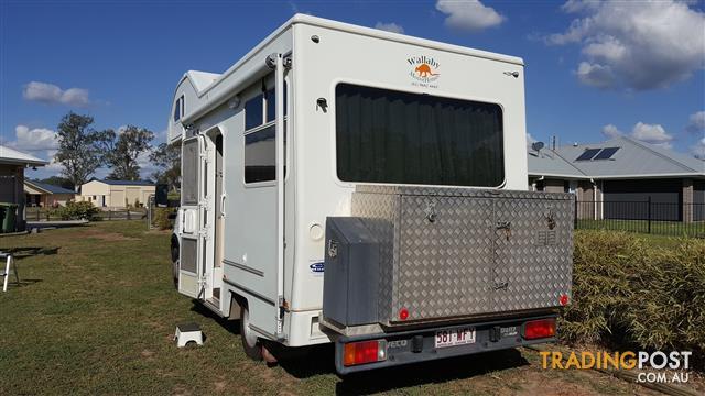 Simple WINNEBAGO LEISURE SEEKER MOTORHOME For Sale In Rockhampton North QLD