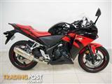 2013 Honda CBR250R   Sports