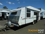 2008 Concept Ascot XLS  Caravan