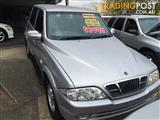 2006 SSANGYONG MUSSO SPORTS DUAL CAB P/UP