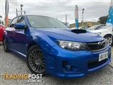 2012 Subaru Impreza WRX AWD G3 MY12 Sedan