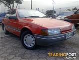 1990 FORD FALCON S EAII 4D SEDAN