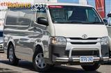 2016 Toyota Hiace LWB KDH201R Van