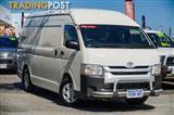 2014 Toyota Hiace Super LWB KDH221R MY14 Van