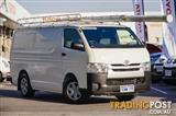 2014 Toyota Hiace LWB KDH201R MY14 Van