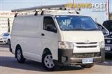 2015 Toyota Hiace LWB KDH201R Van