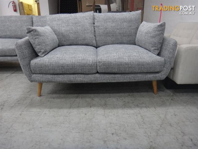 New forwell 2 seater sofa 3 seater chaise lounge for 2 seater chaise sofa for sale