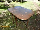 Antique Gate Leg Table