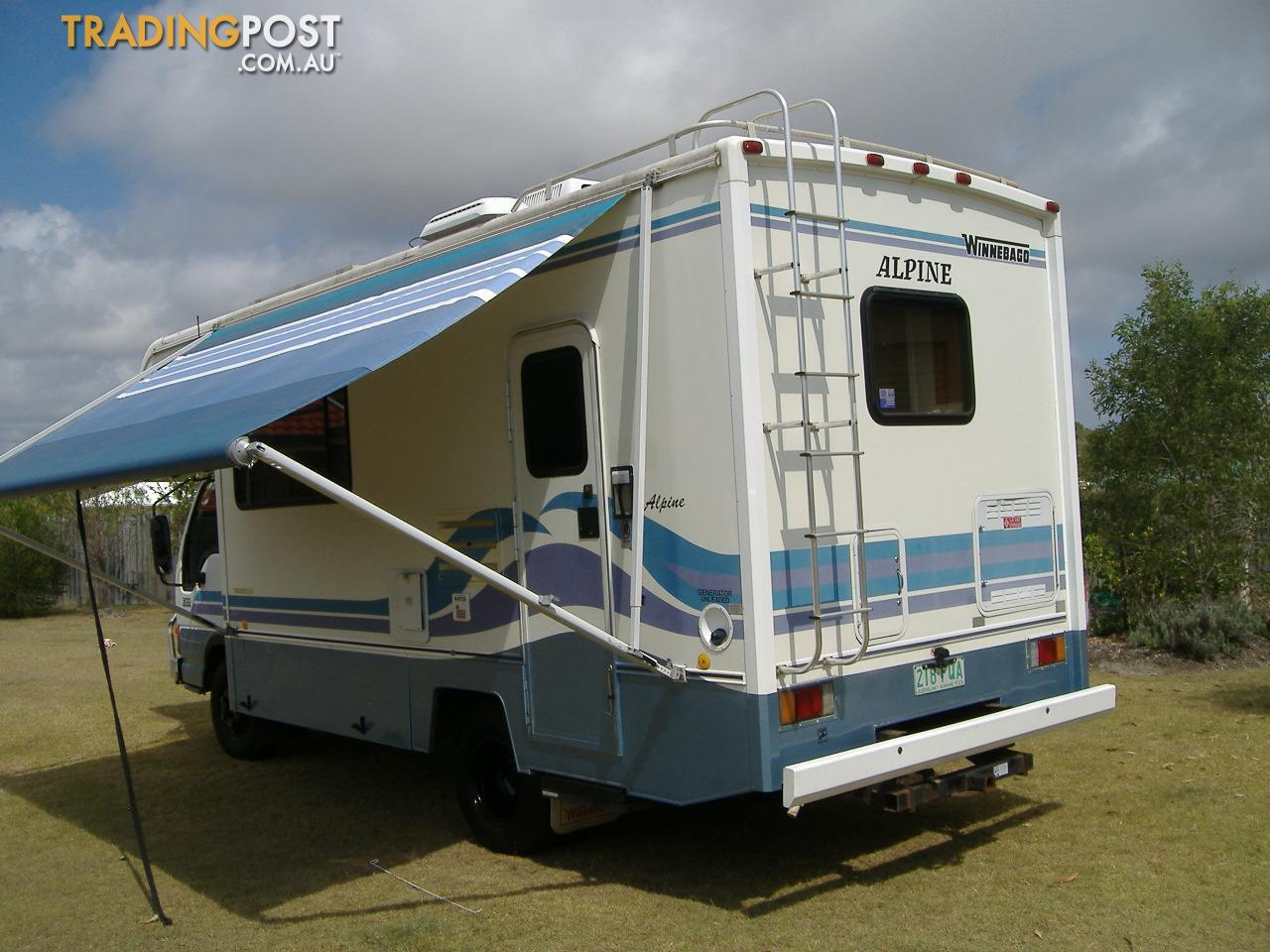Creative MOTORHOME 2 PLUS 1 NOMAD MOTORHOME For Sale In Burpengary QLD