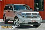 2009 Dodge Nitro SX KA MY09 Wagon
