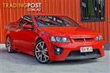 2008 Holden Special Vehicles Maloo R8 E Series Utility
