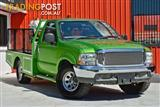 2001 Ford F250 XL  Cab Chassis