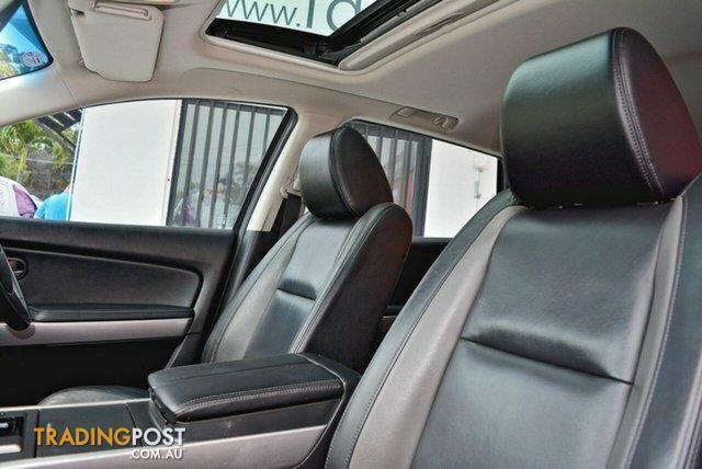 2009 Mazda CX-9 Luxury TB10A3 MY10 Wagon