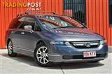2007 Honda Odyssey Luxury 3rd Gen MY07 Wagon