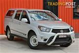 2012 Ssangyong Actyon Sports Tradie 4x2 Q150 MY12 Utility