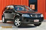 2007 Ford Territory TS SY Wagon
