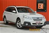 2013 Subaru Outback 2.0D Lineartronic AWD Premium B5A MY13 Wagon