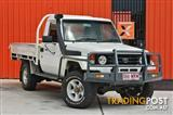 2004 Toyota Landcruiser  HZJ79R Cab Chassis