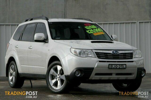 Subaru forester xt my09 for sale in penrith nsw subaru for Subaru forester paint job cost