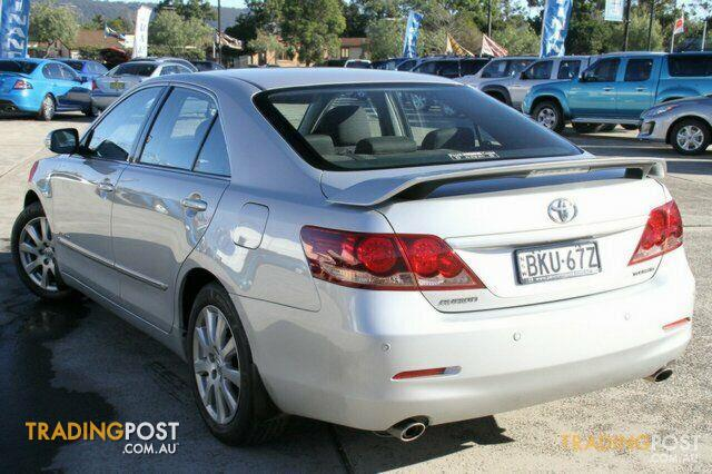 Toyota Aurion Touring Se Gsv40r For Sale In Penrith Nsw Toyota
