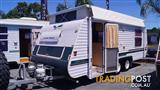 2004 Golden Eagle Grande Tourer Pop Top - Bunks