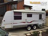 2006 ROMA Elegance 19ft6 Off Road