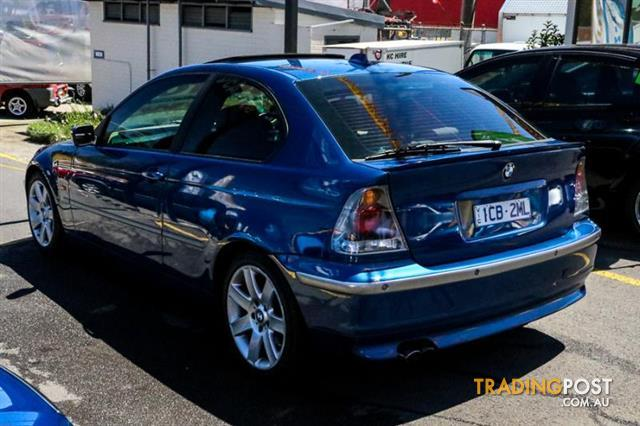 2003 BMW 325ti E46/5 Hatchback for sale in Ringwood VIC | 2003 BMW ...
