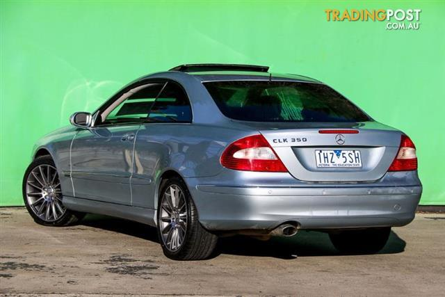 2005 mercedes benz clk350 c209 coupe for sale in ringwood for Mercedes benz clk350 price