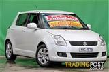 2010  Suzuki Swift RE4 RS415 Hatchback