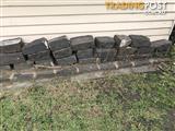 Bluestone Blocks