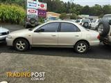 1998 Mazda 323   Sedan