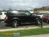 2008 Dodge Nitro  4X4 Wagon