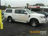 2011 Ford Ranger  WILDTRACK Dual Cab