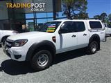 2010  FORD RANGER XL (4X4) PK DUAL CAB P/UP