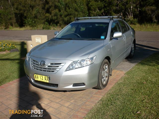 2008 toyota camry altise acv40r 07 upgrade 4d sedan for sale in tumbi umbi ns. Black Bedroom Furniture Sets. Home Design Ideas