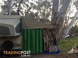 Jayco campervan