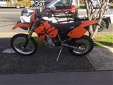 2002 KTM 450 EXC 450CC MY03 ENDURO
