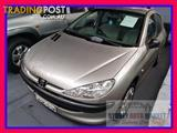2004  Peugeot 206 XR T1 Hatchback