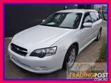 2003  Subaru Liberty GX B3 Wagon
