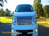 2007 NISSAN ELGRAND E51 OTHER 4D WAGON