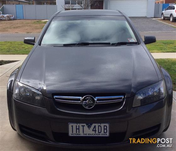 2007 HOLDEN COMMODORE LUMINA VE MY08 4D SEDAN