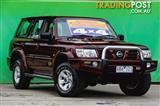 2003  Nissan Patrol  GU III Wagon