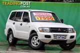 2001  Mitsubishi Pajero GLX NM Wagon