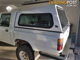 Ute Tub and Canopy only