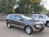 2009 FORD TERRITORY TX (4x4) SY MKII 4D WAGON