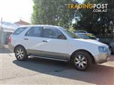 2007 FORD TERRITORY TS (RWD) SY 4D WAGON