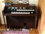 Vintage Ace Tone Organ with Rhythm Ace FR-6 and Leslie Speaker