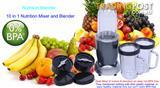 Magic BPA-free Nutrition Mixer Blender Bullet-shape Food Processo
