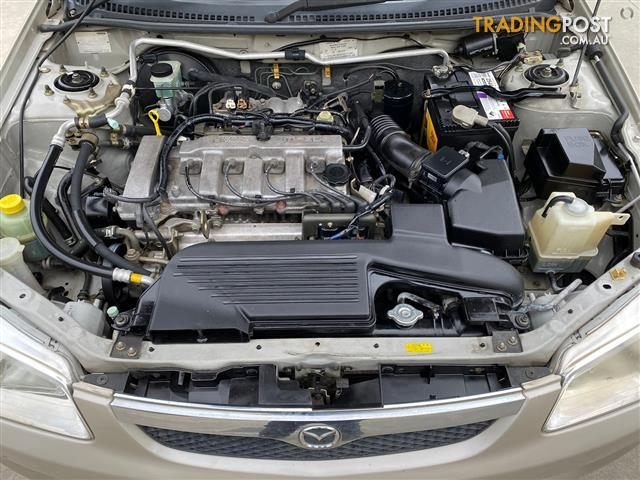 1999 Mazda 323 Protege